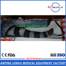 fracture fixing carbon fiber traction device splint