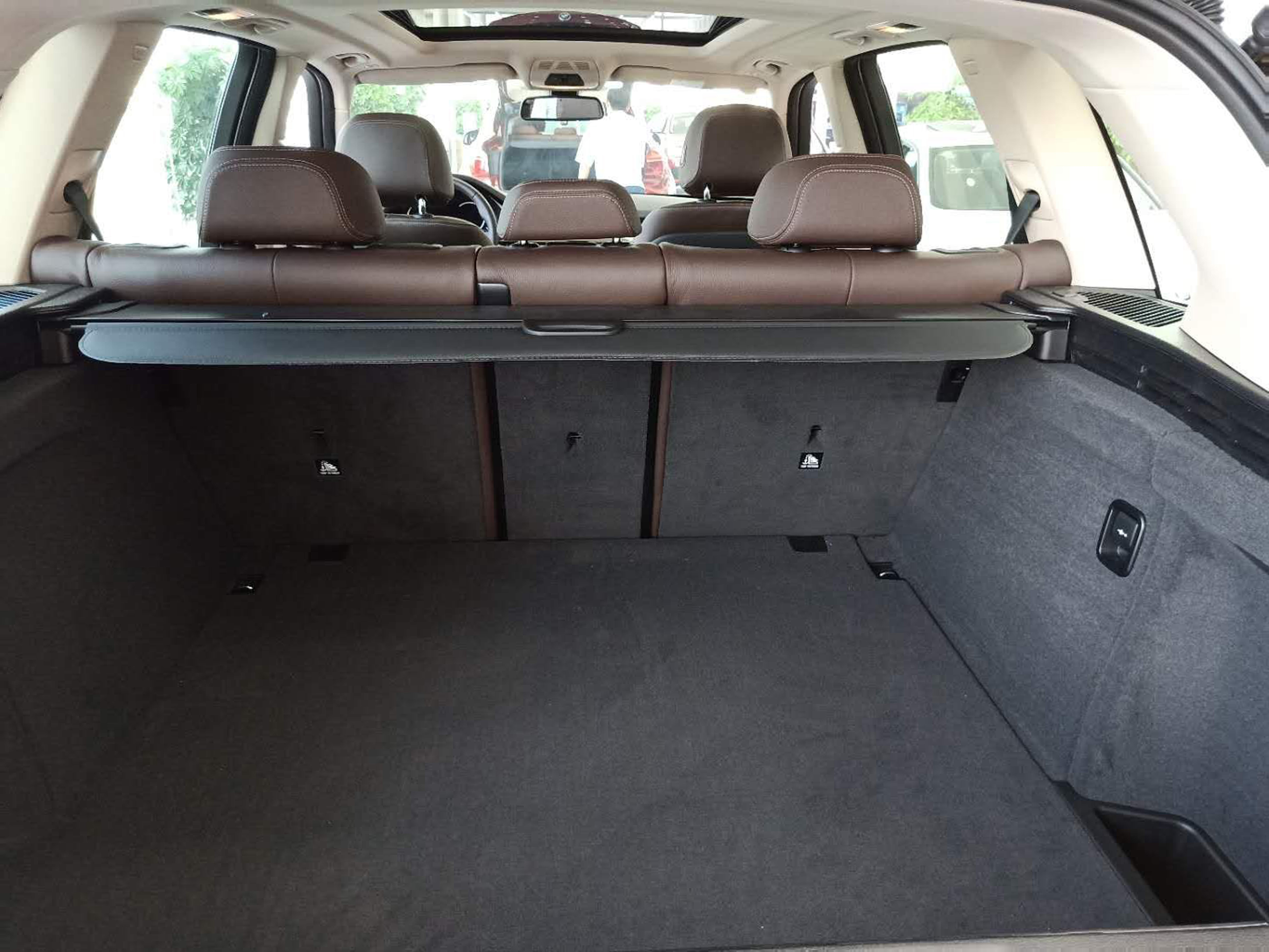 New BMW X5 Cargo Cover