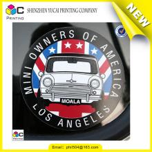 Fournisseur de Chine décoration autocollants personnalisés logo