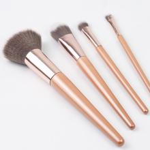 Pearl Orange Custom Makeup Brush
