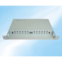L'ODF Fixed Rack-Mount pour 24 Ports