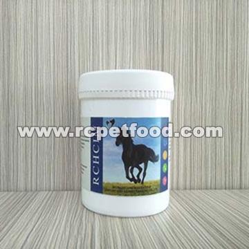 Cimetidina en polvo para la salud del caballo