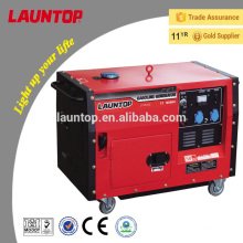 Good quality mini portable gasoline generator 4.5kw for sale