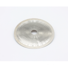 Diamantgesintertes Lapidar-Sägeblatt mit dünnem Rand