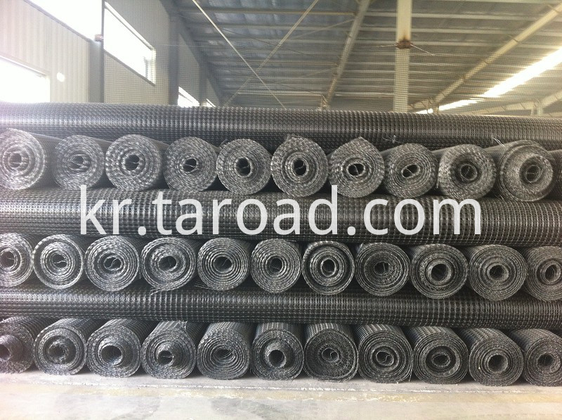 PP Biaxial Geogrid