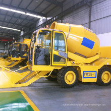 Camión del mezclador de cemento del mezclador concreto / capacidad del camión del mezclador concreto