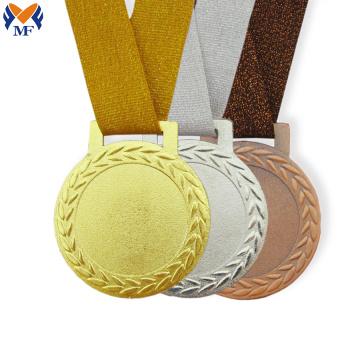 Zinc alloy medal custom antique medal metal