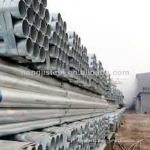 ASTM A53 ERW Galvanized steel pipe Hot sale