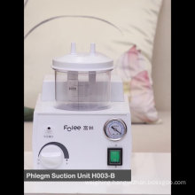 Medical electric sputum aspirator