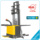 Xilin CDD20M full electric rider stacker