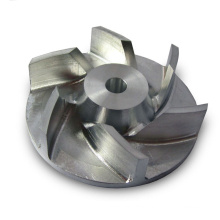 OEM Metal Aluminum Die Casting Fence Impeller Gear Parts