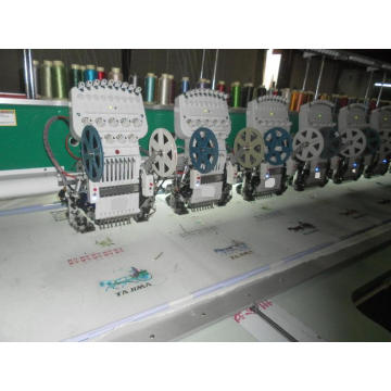 915 lentejuelas máquina con dispositivo de los cequis dobles