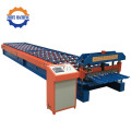 Full Automatic Zinc Roof Machine