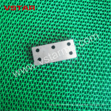 CNC Turning Motor Mount Plate for Electric Racing Car