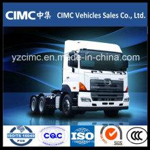 Caminhão trator Hino 6X4 / cabeça trator