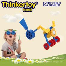 Indoor Pädagogische Perceptual-Motor Skills Plastikspielzeug für Kinder