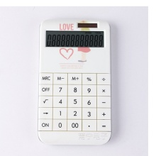 Creative DIY Calculator with 12 Digits