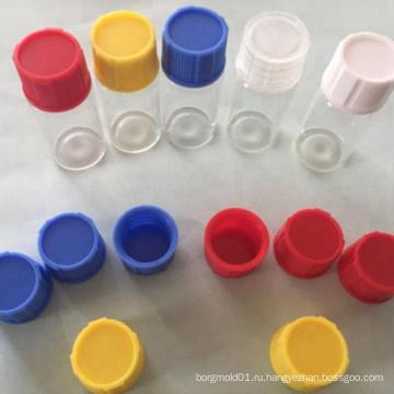 Фабрика прямых продаж Низкая Цена пластиковых инъекций крышка винта плесень / пластиковая форма для винта крышка от бутылки с водой
