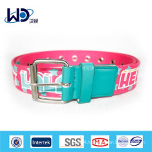 Colorful Cartoon Design Kids Polyester Web Belts