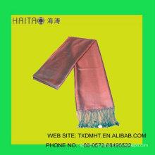 Mantón de seda de las bufandas de las señoras de la manera-- SCARFwith colores vibrantes vivos