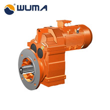 Mechanical transmission high torque reduction gear box