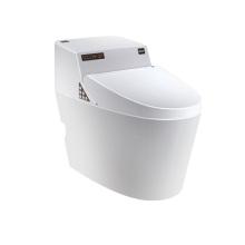 K-702 piso montado inodoro agradable cerámica elegante diseño baño inodoro inteligente cerámica bidet