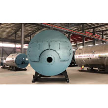 1MW Gas Oil Fired Hot Water Heater Boiler