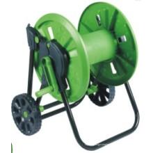 """5/8 """"2 ruedas de manguera de jardín Reel Cart (sj1133a)"""