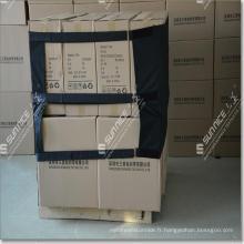Fabricants de couvertures de palettes isolées