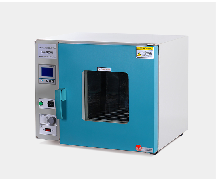 Digital electronic heating blast drying oven