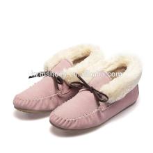 Winter warm slippers women outdoor slippers