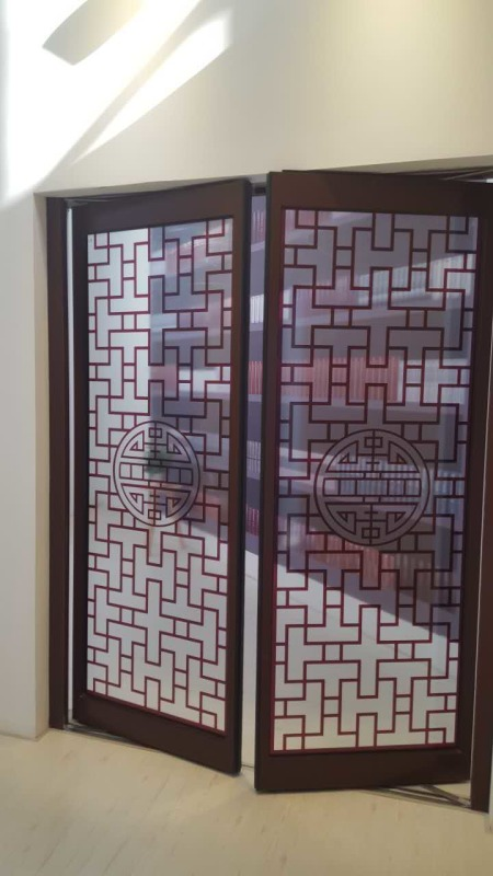 Ningbo GDoor Household Balance Doors for Interior Rooms