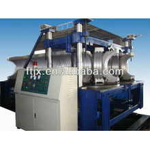 Machine à tubes corrugués à double paroi FT