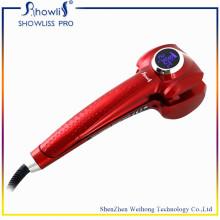 Équipement professionnel de salon de cheveux Enrouleur de cheveux automatique en céramique