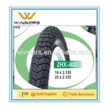 Neumático de bicicleta 20X2.125