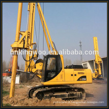Uso de construção de boa qualidade máquina de empilhar equipamento para empilhar buraco