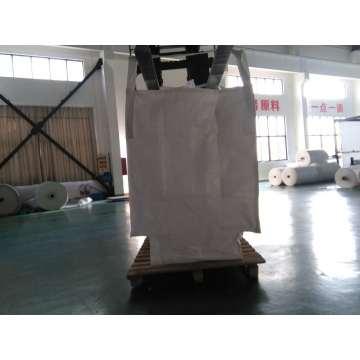 Grand sac avec baffle interne pour l'emballage des produits industriels