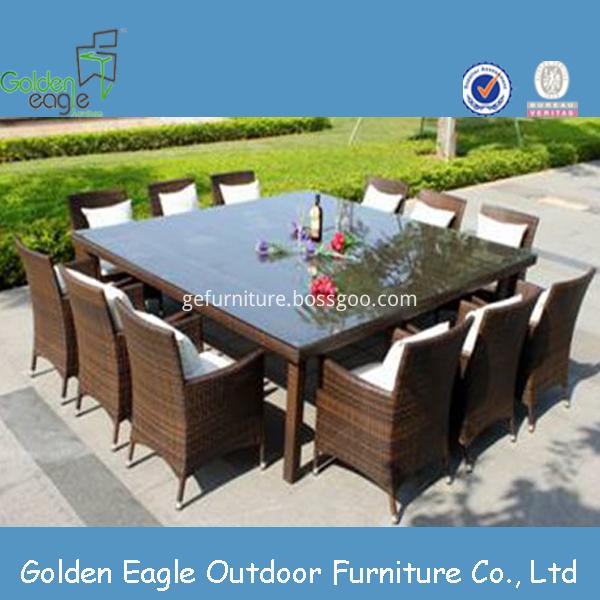 ratan garden aluminium furniture outdoor