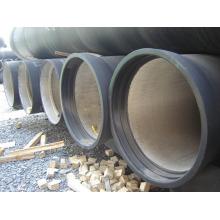 "ISO2531 K9 Tubo de ferro dúctil DN450 de 18 """
