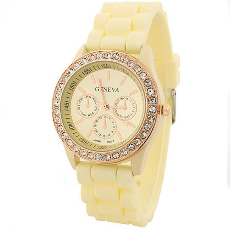 pure color diamond watch