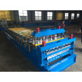 Double Layer steel sheet Roll Forming Machine