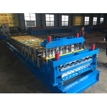 Wall Panel and Tile Double Layer Production Line