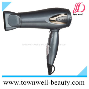 Best Selling Fashion Ionic Foldable Blow Dryer with Removable Air Inlet