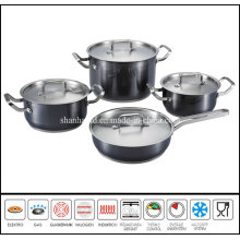 8PCS Color Stainless Steel Kitchenware Set
