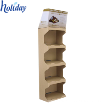 punto de compra display cartón juguetes stand Merchandising