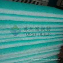 FORST Suministro de fábrica Material de filtro de fibra de vidrio Material de filtro de aire de pintura