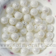 Factory Supply Factory price for Acrylic Faceted Beads Great jewelry pearl necklace beads with round shape export to Algeria Supplier