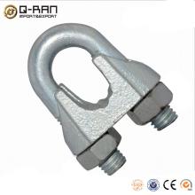 Poignées de câbles d'acier malléable din741