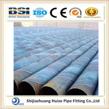 API 5L SSAW Spiral Welded Steel Pipe