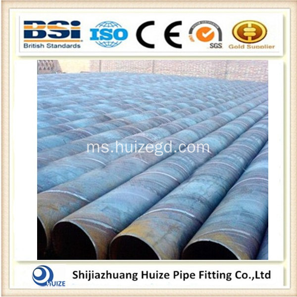API 5L SSAW Spiral Steel Welded Pipe